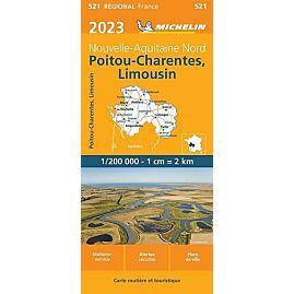 521 POITOU CHARENTES LIMOUSIN 1 200 000