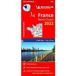 706 FRANCE NORD OUEST 1 500 000