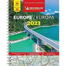 ATLAS EUROPE SPIRALE 2021