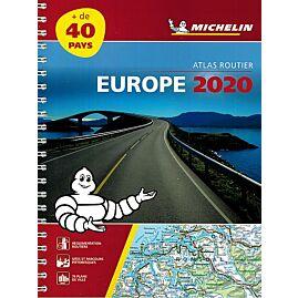 ATLAS EUROPE SPIRALE 2020