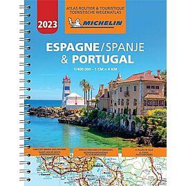 ATLAS ESPAGNE PORTUGAL SPIRALE 1 400 000