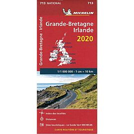 713 GRANDE BRETAGNE IRLANDE 1.1.000.000