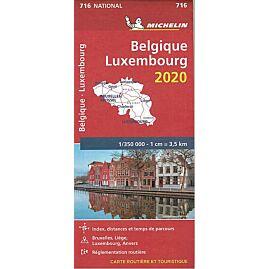 716 BELGIQUE LUXEMBOURG 1.350.000