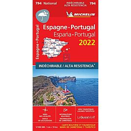 794 ESPAGNE PORTUGAL INDECHIRABLE