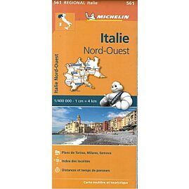 561 ITALIE NORD OUEST 1 400 000