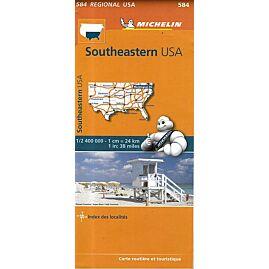584 SOUTHEASTERN USA 1 2 400 000
