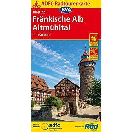 22 FRANKISCHE ALB ALTMUHLTAL 1 150 000