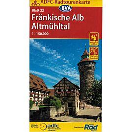 N°22 FRANKISCHE ALB ALTMUHLTAL 1.150.000