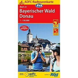 23 BAYERISCHER WALD DONAU 1 150 000