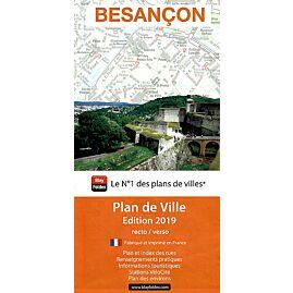 PLAN DE BESANCON