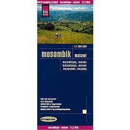 MOSAMBIK 1.1.200.000 E.REISE