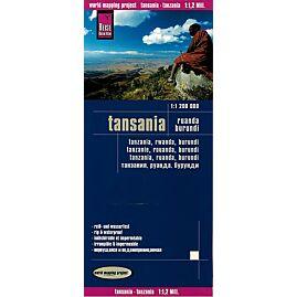 TANSANIA 1.1.200.000 E.REISE