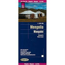 MONGOLIA 1.1.600.000 E.REISE