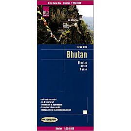 BHUTAN 1.250.000 E.REISE