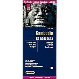 CAMBODIA 1.500.000 E.REISE