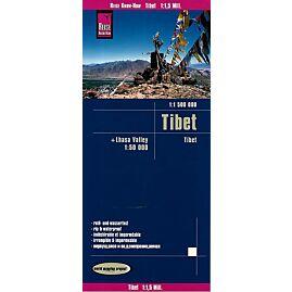 TIBET 1.1.500.000 E.REISE