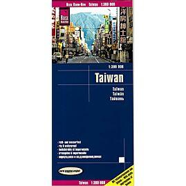 TAIWAN 1.300.000 E.REISE