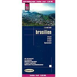 BRASILIEN 1.3.850.000 E.REISE