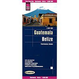 GUATEMALA BELIZE 1.500.000 E.REISE