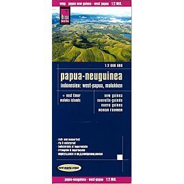 PAPUA NEUGUINEA 1.2.000.000 E.REISE