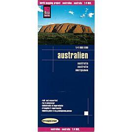 AUSTRALIEN 1.4.000.000 E.REISE