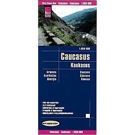 CAUCASUS 1 650 000 E REISE