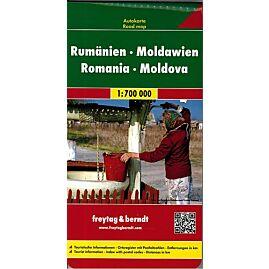 ROUMANIE MOLDAVIE 1.700.000 E.FREYTAG
