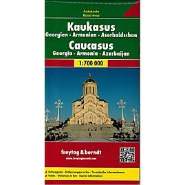 CAUCASE 1.700.000 E.FREYTAG