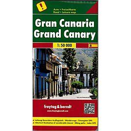 GRANDE CANARIE 1.50.000 E.FREYTAG