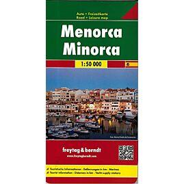MENORCA 1.50.000 E.FREYTAG
