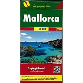 MALLORCA 1.50.000 E.FREYTAG