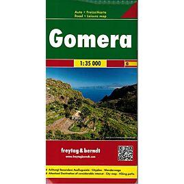 LA GOMERA 1.35.000 E.FREYTAG
