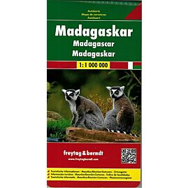 MADAGASCAR 1.1.000.000 E.FREYTAG
