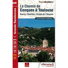 3646 CONQUES A TOULOUSE  ED.FFRP