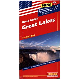 3 GREAT LAKES  ECHELLE 1 1 000 000