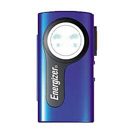 BOITIER METAL LED AVEC PILES
