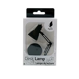 DESK LAMPE DE LECTURE NOIRE
