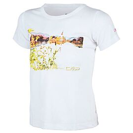GIRL PIQUET TS MC