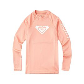 T-SHIRT LYCRA WHOLE HEARTED ML FILLE
