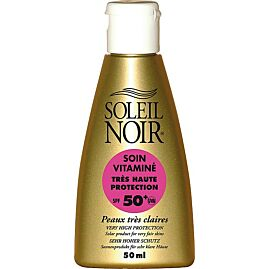 CREME SOLAIRE SOIN VITAMINE IND 50 +