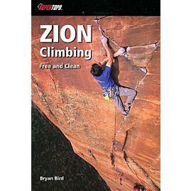Zion climbing