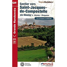 6542 VEZELAY PERIGUEUX ED.FFRP