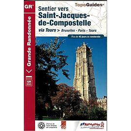 6551 BRUXELLES TOURS ED.FFRP