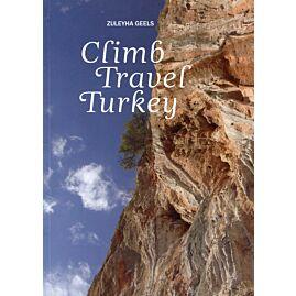 Topo Guide Climb travel Turkey