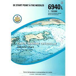 6940L DE START POINT A THE NEEDLES