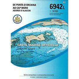 6942L DE PUNTA D'ORCHINA AU CAP MURO