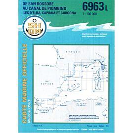 6963L DE SAN ROSSORE AU CANAL PIOMBINO