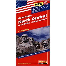 2 NORTH CENTRAL ECHELLE 1 1000 000