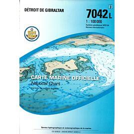 7042L DETROIT DE GIBRALTAR