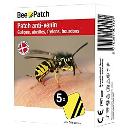 PATCH ANTI VENIN BEE PATCH